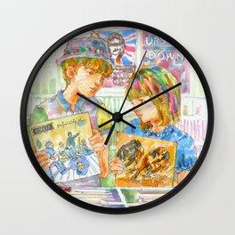 Pop Kids vol.2 Wall Clock