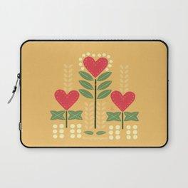 golden love Laptop Sleeve