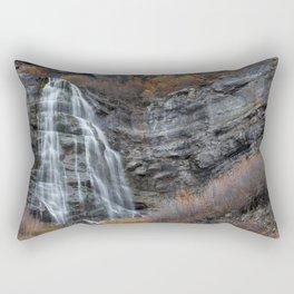 Bridal Veil Falls Rectangular Pillow