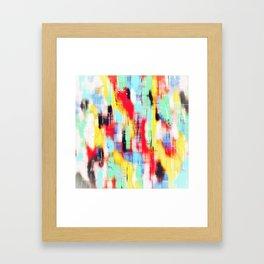 Placid Framed Art Print