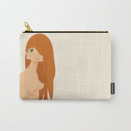 PRUDE 'n' NUDE Carry-All Pouch