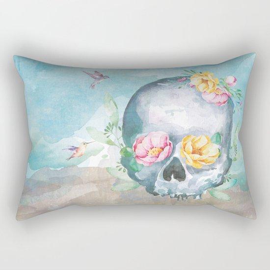 To Sleep, No More Rectangular Pillow