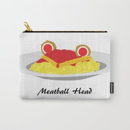 Sailor moon meatball head Carry-All Pouch