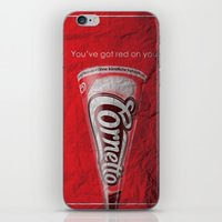 shaun of the dead iPhone & iPod Skins featuring Shaun of the Dead by Lucas Bergertime