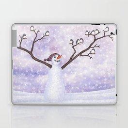 snowman joy Laptop & iPad Skin