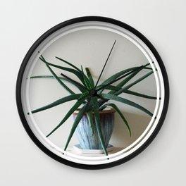 Aloe! Wall Clock