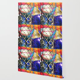 B Ball Wallpaper Society6