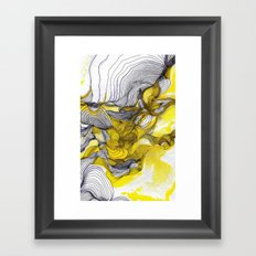 eygalières Framed Art Print