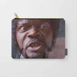 Pulp Fiction Jules Winnfield - Furious Anger Carry-All Pouch