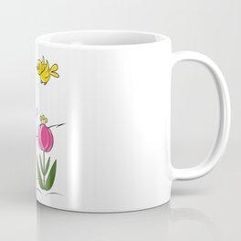 Smiling Cat Coffee Mug