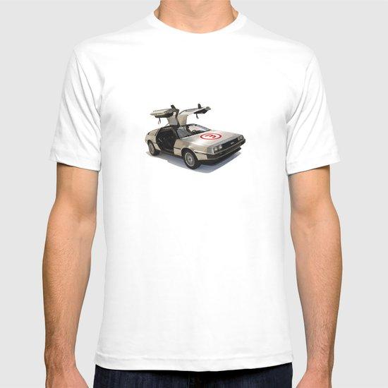 Number 3 - DeLorean T-shirt