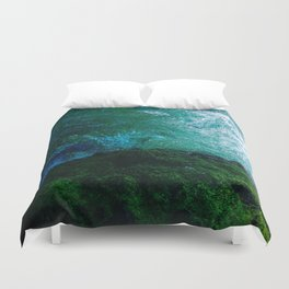 Deep Water Duvet Cover