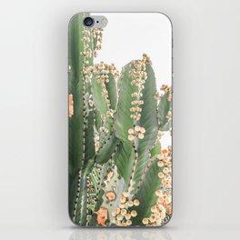 Giant Cactus iPhone Skin