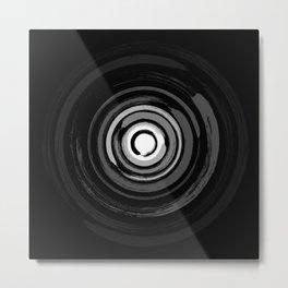 Enso Circles - Zen Circles #2 Metal Print