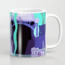 Moon Temple Coffee Mug