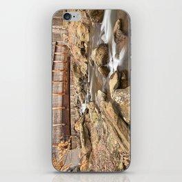 Cunningham Forest Bridge & Water Stream iPhone Skin