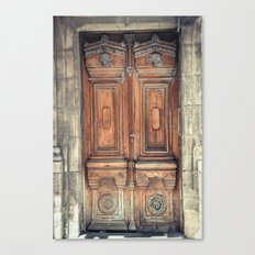 Doors II Canvas Print