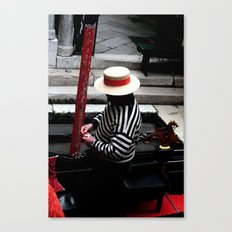 MR.X Canvas Print