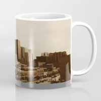 denver Mugs featuring Old Denver by Joseph Lee Photography