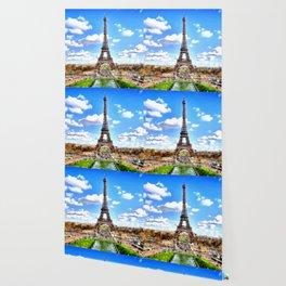 Paris Eiffel Tower Wallpaper