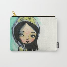 The Garden Gnome Carry-All Pouch