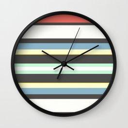 Pantone layers Wall Clock
