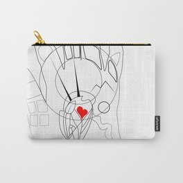 All seeing hand Carry-All Pouch