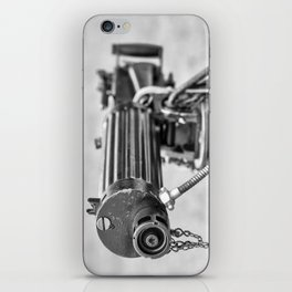 Vickers Machine Gun iPhone Skin