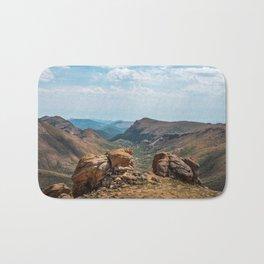Pikes Peak Landscape Bath Mat