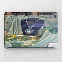 shopping iPad Cases featuring Window Shopping by Frankie Cat