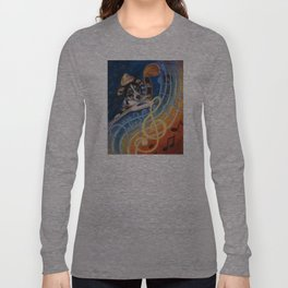 Jazz to the Bone Long Sleeve T-shirt
