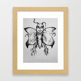 Fly Butterfly Framed Art Print