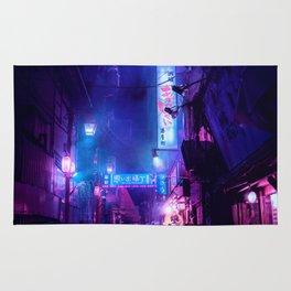 Tokyo Nights / Midnight City / Liam Wong Rug