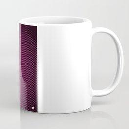 Purple Dead Bear Coffee Mug