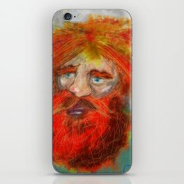 BOOMING Ben the Story teller iPhone Skin