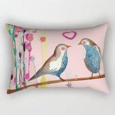 valentine et valentin Rectangular Pillow