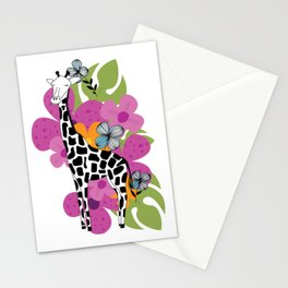Surrounded By Mother Nature Stationery Cards