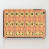ashton irwin iPad Cases featuring Syphilis Tapestry by Alhan Irwin by Microbioart
