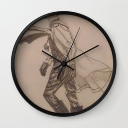 Jared Leto. Wall Clock