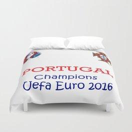 Champion Uefa Euro 2016 Portugal Duvet Cover