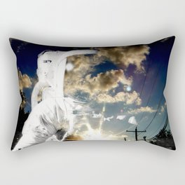 I've Got Sunshine on a Cloudy Day Rectangular Pillow
