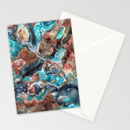 Etheral Nebula Stationery Cards