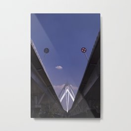 Different sky Metal Print