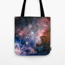Carina Nebula's Hidden Secrets Tote Bag