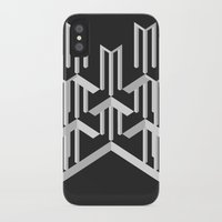 illusion iPhone & iPod Cases featuring Illusion by designpraxis