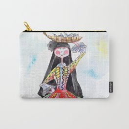 MARIA FROM NAZARÉ Carry-All Pouch