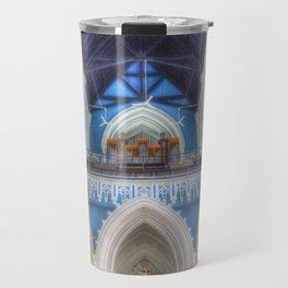 St Andrews Cathedral Singapore Travel Mug