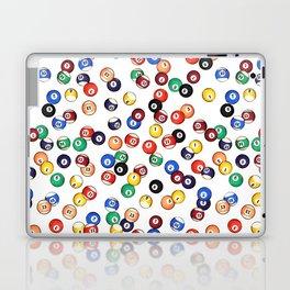 Pool Balls Laptop & iPad Skin