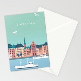 Stockholm Stationery Cards