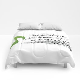 Face the Music Comforters